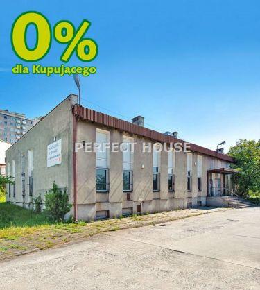 Budynek biurowy blisko portu w Gdyni