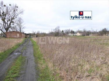 Częstochowa Gnaszyn Dolny, 805 000 zł, 1.61 ha, droga dojazdowa utwardzona