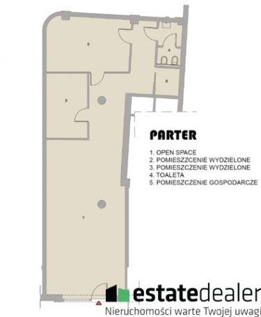 Lokal usługowo-handlowy - 99 m2 - CENTRUM!!!