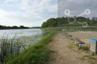 Działka rekreacyjna nad jeziorem Dobre