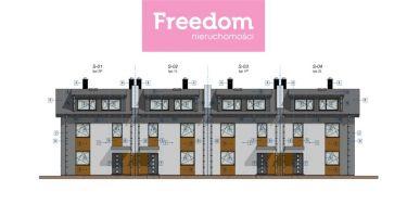 Dwupoziomowe nowe mieszkanie 115 mkw