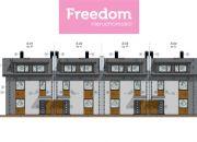 Dwupoziomowe nowe mieszkanie 115 mkw miniaturka 1