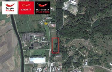 Elbląg, 1 200 000 zł, 1.46 ha, przemysłowa