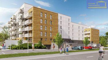Mieszkanie na nowej inwestycji w Sosnowcu