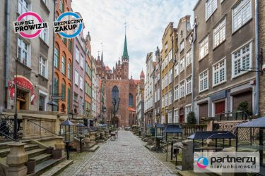 Gdańsk Stare Miasto, 685 000 zł, 38 m2, pietro 4