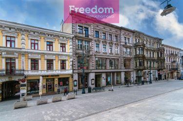 Mieszkanie w kamienicy przy Piotrkowskiej