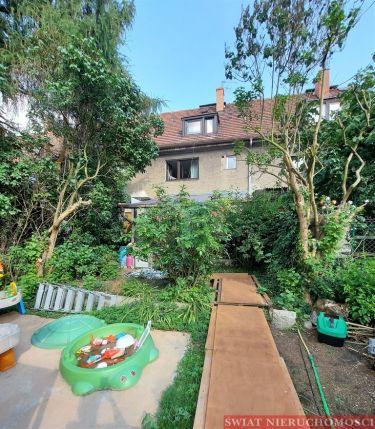 Karłowice, szereg, garaż, ogród, do aranżacji