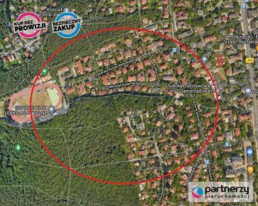 Sopot Sopot Górny, 5 980 000 zł, 16.46 ar, przyłącze prądu