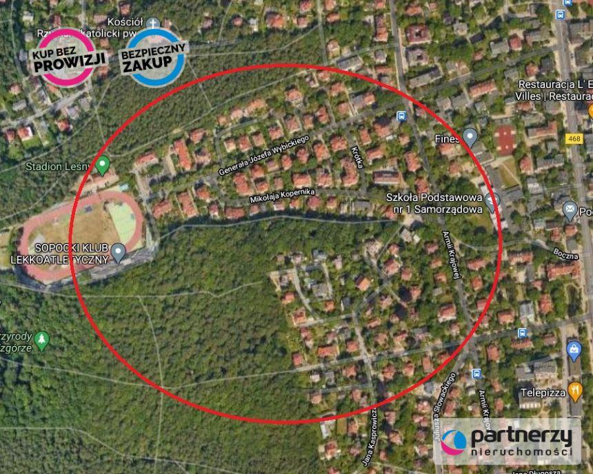 Sopot Sopot Górny, 5 980 000 zł, 16.46 ar, przyłącze prądu - zdjęcie 1