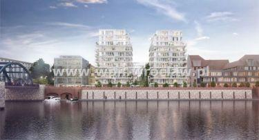 Nowe mieszkanie z widokiem na Odrę w Centrum 0%