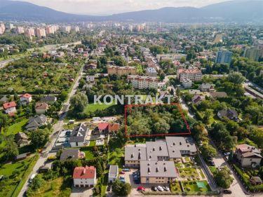 Działka inwestycyjna w CENTRUM Bielsku Białej