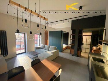 Mega nowoczesne studio w lofcie przy Fabrycznej.