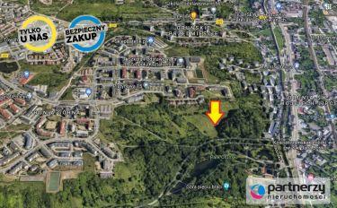 Gdańsk Orunia Górna, 1 130 000 zł, 8.62 ar, przyłącze prądu