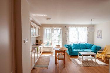 Dwupoziomowe mieszkanie - Zalesie