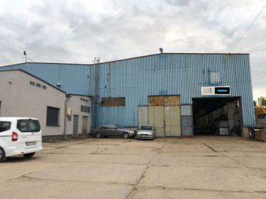 Hala produkcyjna i budynek biurowo - socjalny