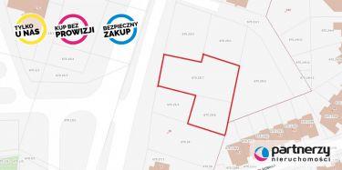 Gdańsk Siedlce, 1 490 000 zł, 11.53 ar, budowlana