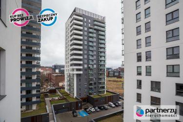 Gdańsk, 850 000 zł, 34 m2, z balkonem