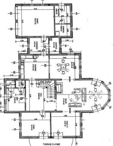 Polecam dom na wynajem, pow. 494,34 m2, Łaniewo