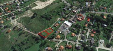 Działka budowlana 1040 m2, Konikowo k. Koszalina