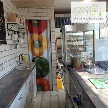 Gotowy lokal gastronomiczny - pizzernia na Bartodz
