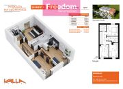 Nowe mieszkania z ogrodem miniaturka 9