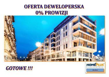 OFERTA DEWELOPERSKA, 0% Apartamenty przy Drobnera