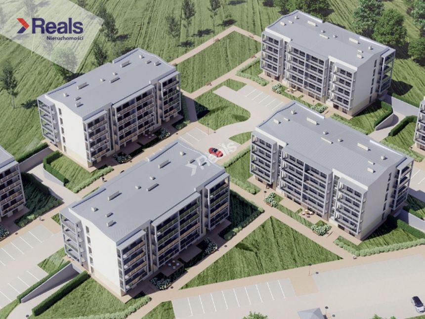 2-pokojowe mieszkanie z dużym balkonem miniaturka 5