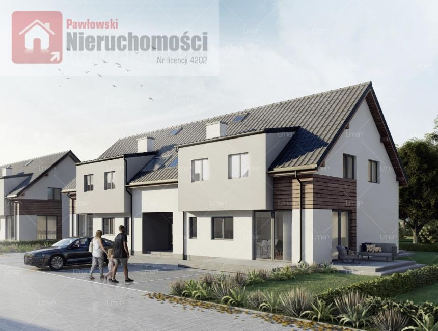 Nowe osiedle Niepołomice - zdjęcie 1