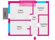Dwupokojowe mieszkanie w Przemyślu miniaturka 12