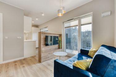 Nowe mieszkanie 2-pokojowe z garażem Fuzja