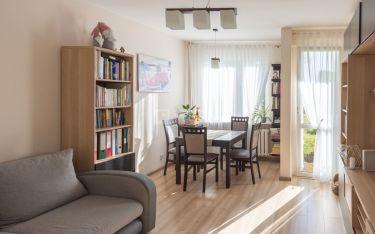 Szczecin Niebuszewo, 495 000 zł, 59.2 m2, z balkonem