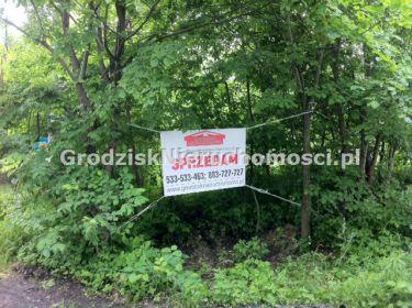 Milanówek, 400 000 zł, 14.09 ar, budowlana