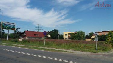 Duża działka na wynajem ul.Katowicka