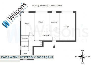 Oława, 376 380 zł, 91.8 m2, pietro 3