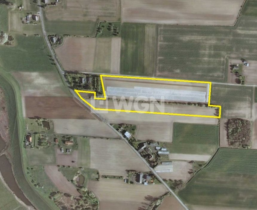 Kwidzyn, 197 400 zł, 3.29 ha, przyłącze wodociągu - zdjęcie 1