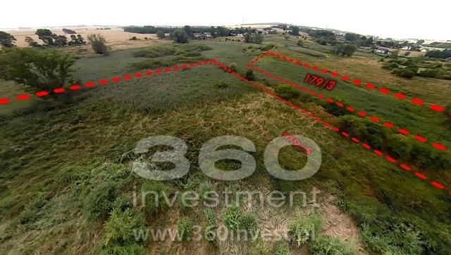 Kołbaskowo, 900 000 zł, 1.14 ha, płaska - zdjęcie 1