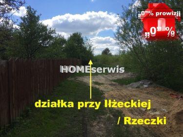 Działka ul. Rzeczki/Iłżecka 3017 m2