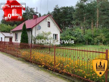 Dom na sprzedaż 60 m2 uliczka obok ul.Bałtowskiej