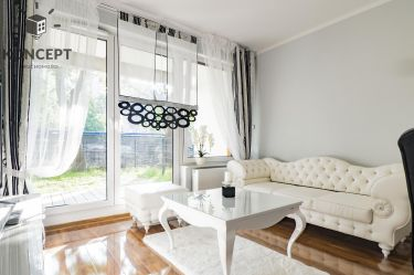 Wysoki standard, 3 pokoje, ogródek - pl Bema