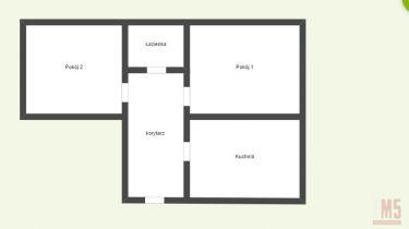 Suwałki, 280 000 zł, 49.67 m2, z balkonem