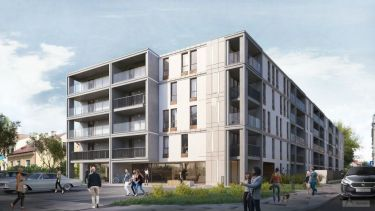 Mieszkania 60,15 m2, 3 pokoje, Centrum