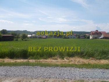 Działka budowlana 22ar wydane WZ, Bieździedza