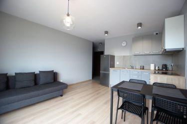 Nowe 2 pokojowe mieszkanie, klimatyzacja, parking