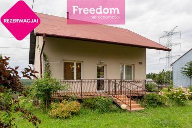 Sielski dom na dużej działce blisko Brzeska
