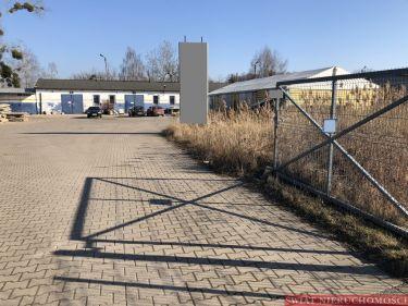 Grunt 5 tys m2+ pozwolenie na bud.biuro-magazyn.