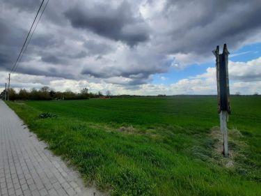 Działka 82 ary w Tarnobrzegu.