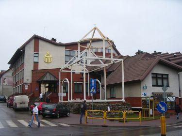 Lokal handlowy w centrum