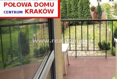 Dom  1/2 -Kraków Stare Miasto okazja z 2x garażami