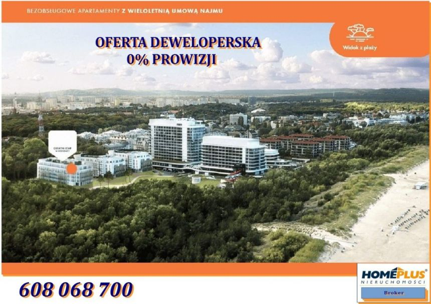 OFERTA DEWELOPERSKA, 0%. Luksusowy condohotel - zdjęcie 1