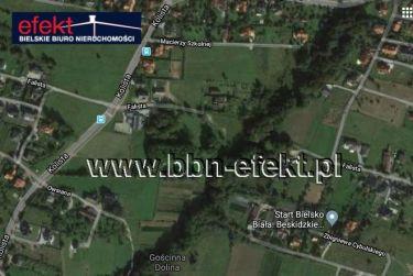 Bielsko-Biała Kamienica, 1 750 000 zł, 70 ar, przyłącze wodociągu